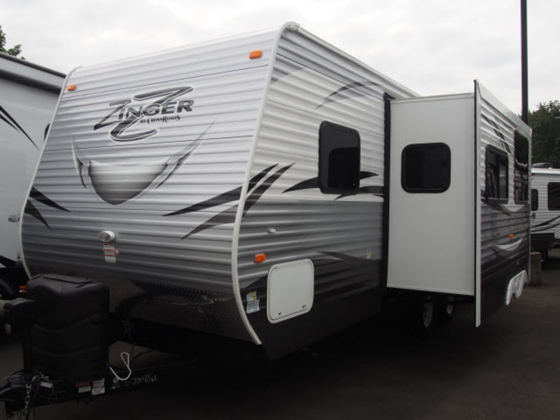 2016 Crossroads Rv Zinger ZT26KS