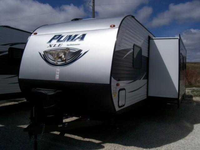 2016 Palomino Puma XLE 25RBSC