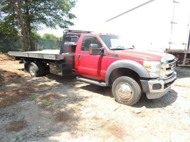 2011 Ford F550 Sd  Rollback Tow Truck