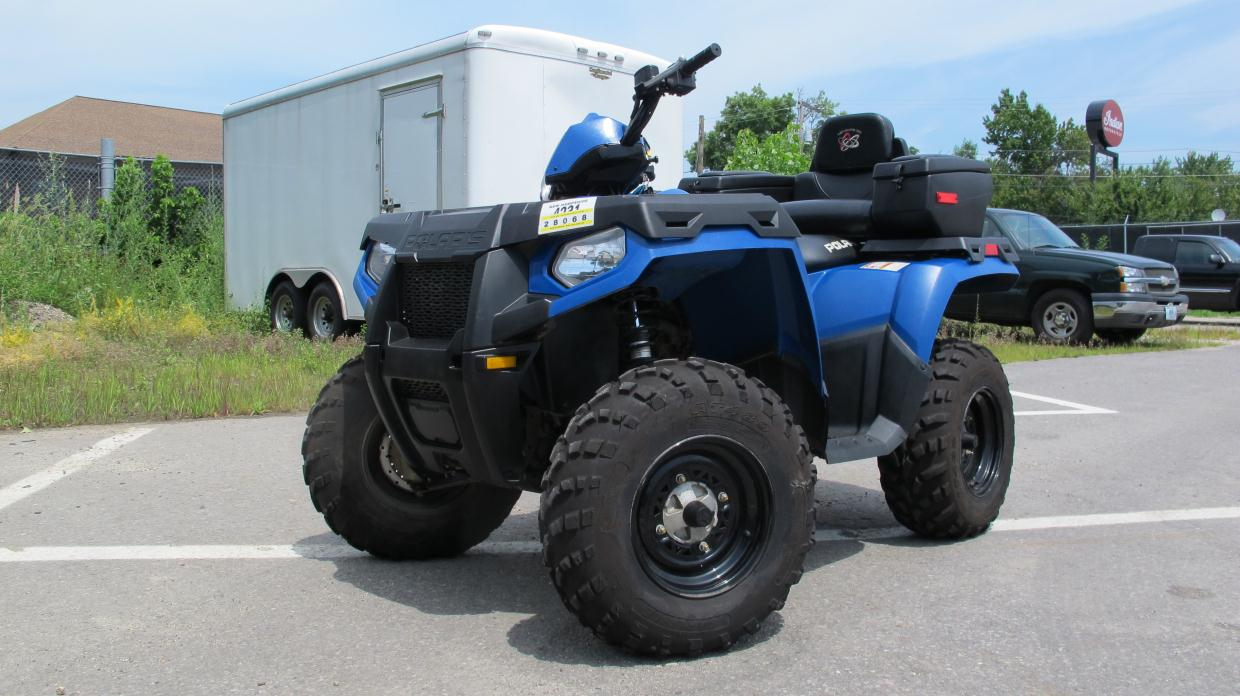 2014 Polaris SPORTSMAN 400 HO