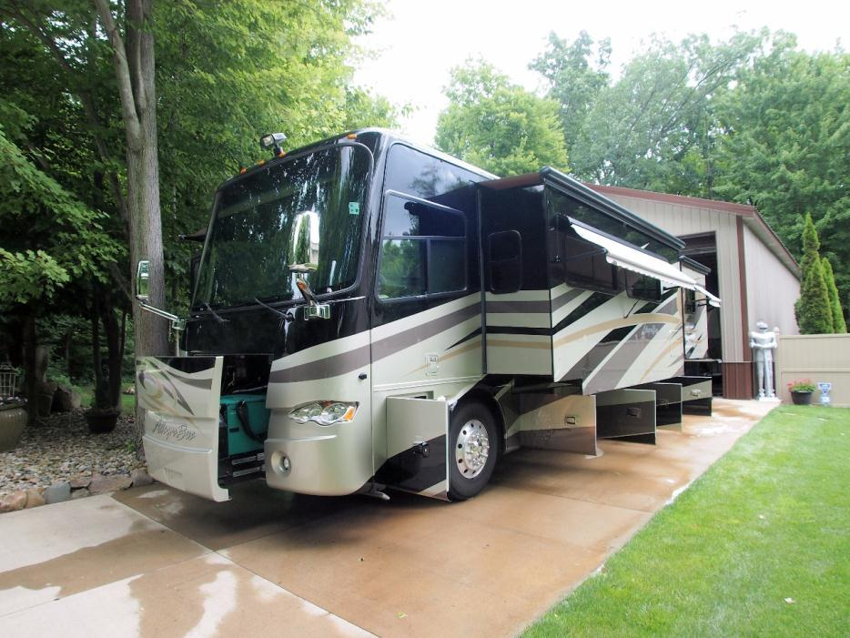 Tiffin Allegro Bus 40 Qxp Rvs For Sale