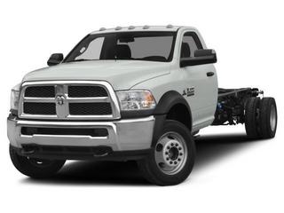 2015 Ram 3500 Hd Chassis Tradesman/Slt Pickup Truck