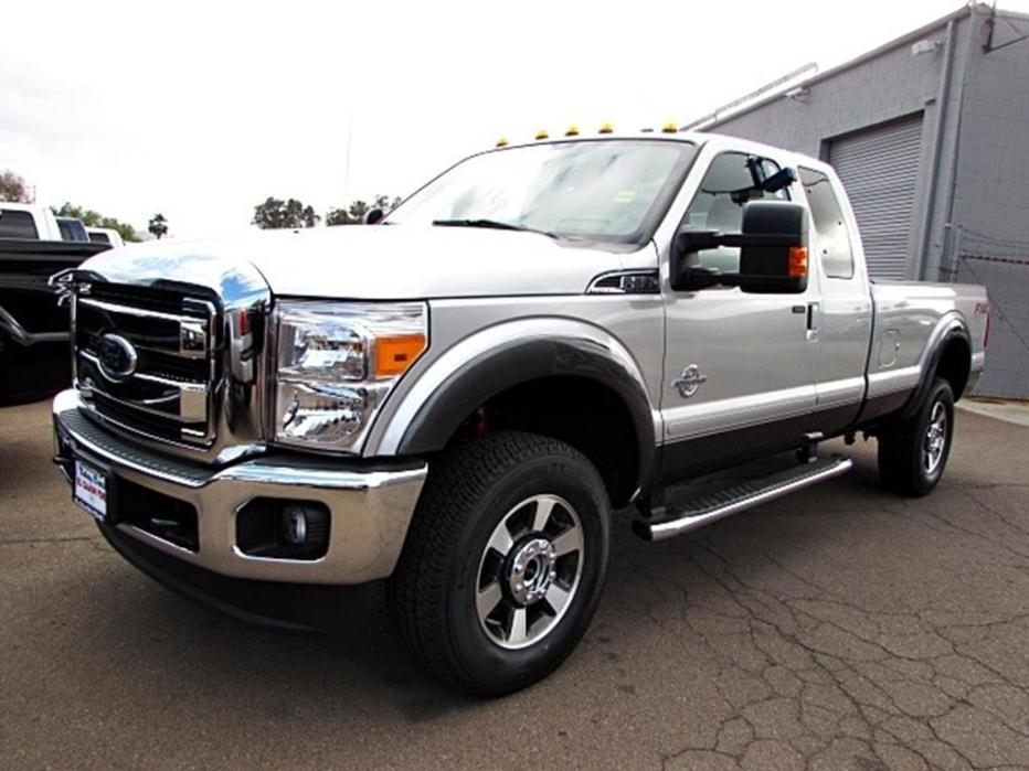 2016 Ford Super Duty F-350  Extended Cab
