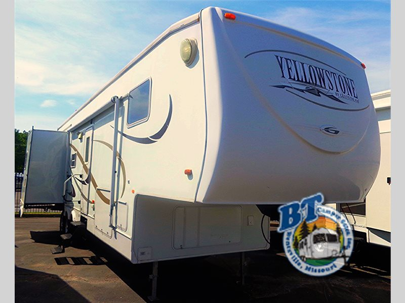 2006 Gulf Stream Rv Yellowstone 36 FQS