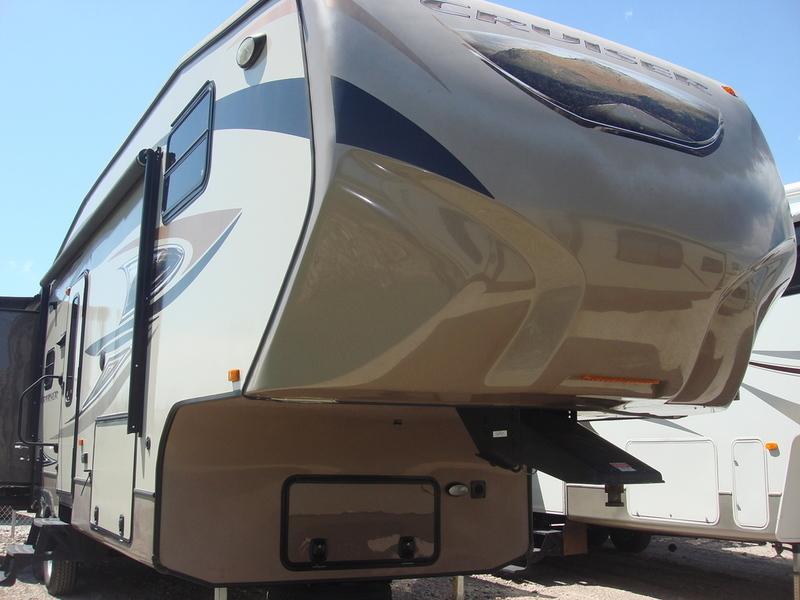 2013 Crossroads Rv Cruiser Sahara CF320MK