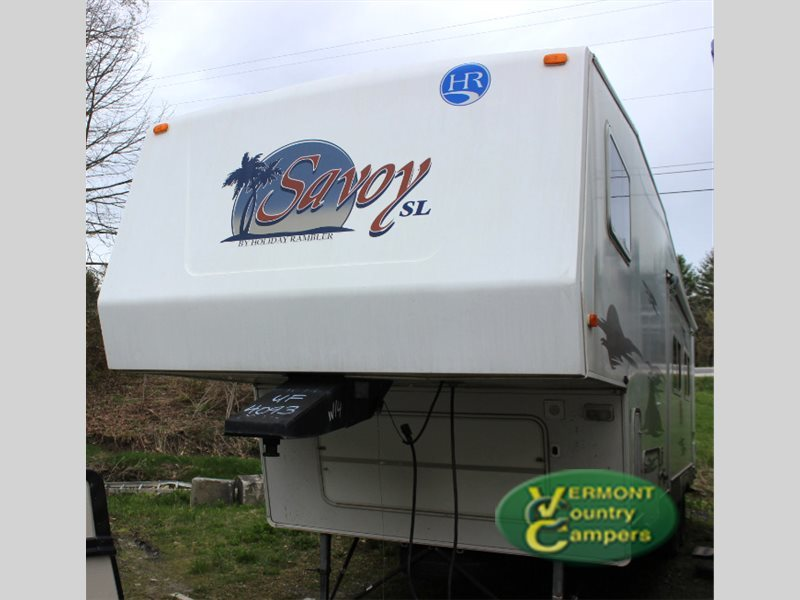 2005 Holiday Rambler Savoy 30BHS
