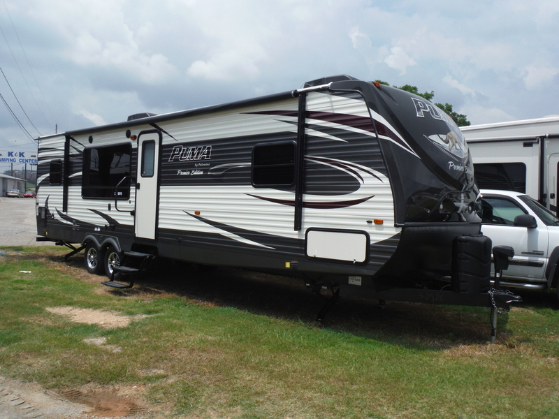 2016 Palomino Puma Travel Trailer 30 RKSS