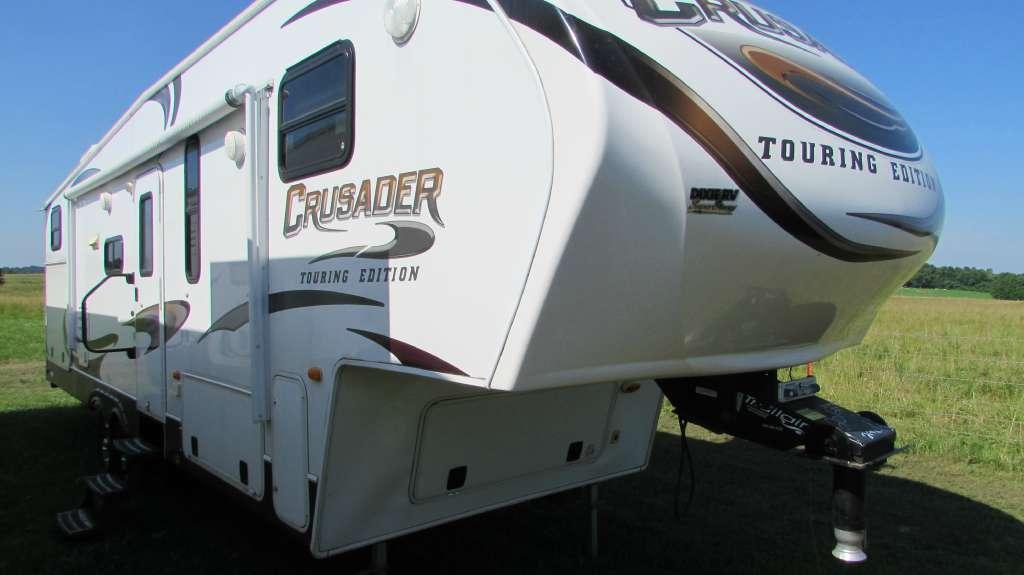 2012 Prime Time Crusader 298BHD