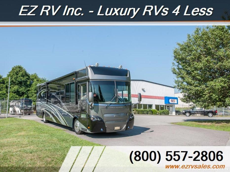 2009 Gulfstream Tourmaster 40ft Model T 40 TWO FULL BATH
