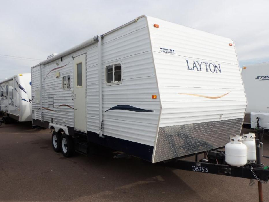 2007 Skyline Layton 268LTD