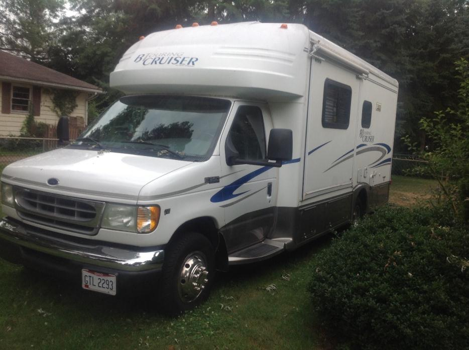 Used Tires Akron Ohio >> Gulf Stream B Touring Cruiser 23 RVs for sale