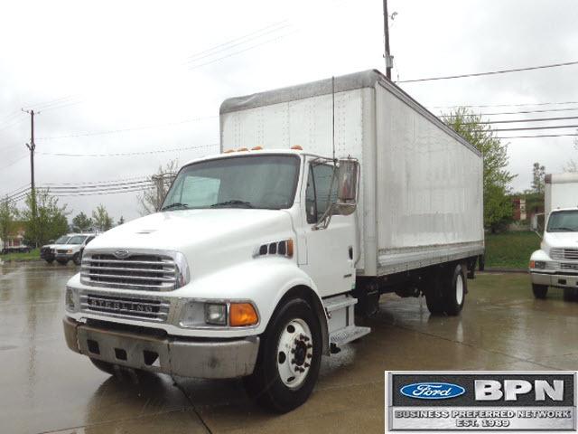 2005 Sterling Acterra Box Truck - Straight Truck