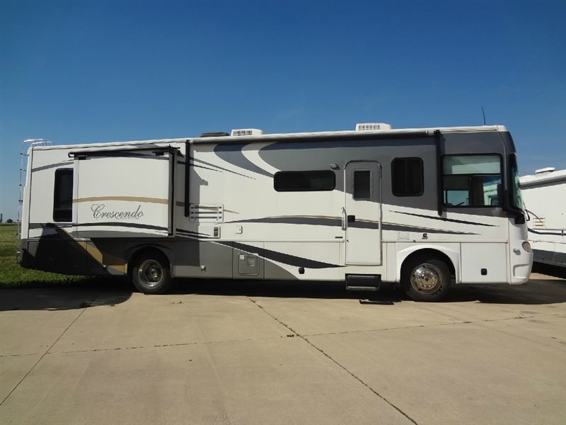 2008 Gulf Stream Rv Crescendo 8356