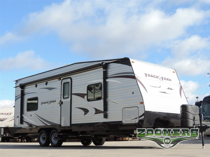 2016 Gulf Stream Rv Track n Trail 24RTH