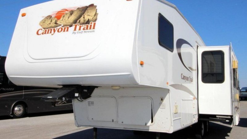 2008 Gulf Stream Canyon Trail 26FRKW
