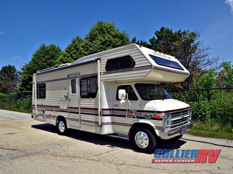 1989 Class C Motorhome Rvs For Sale