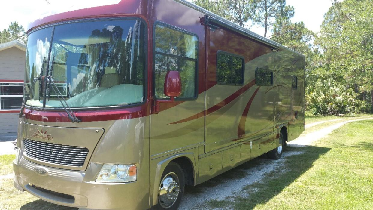 gulf stream independence rvs for sale in florida