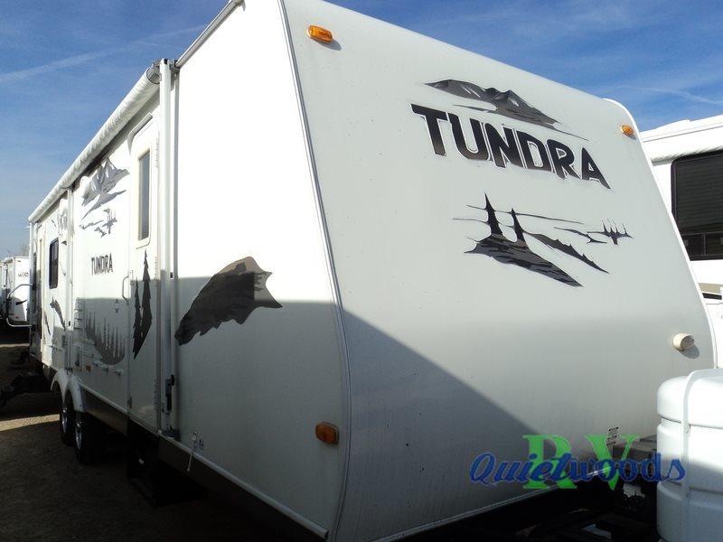 2008 Dutchmen Rv Tundra 31RL-DSL