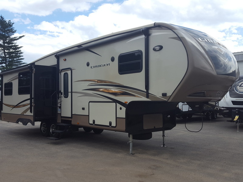 2015 Crossroads Rv Cruiser CF333RL