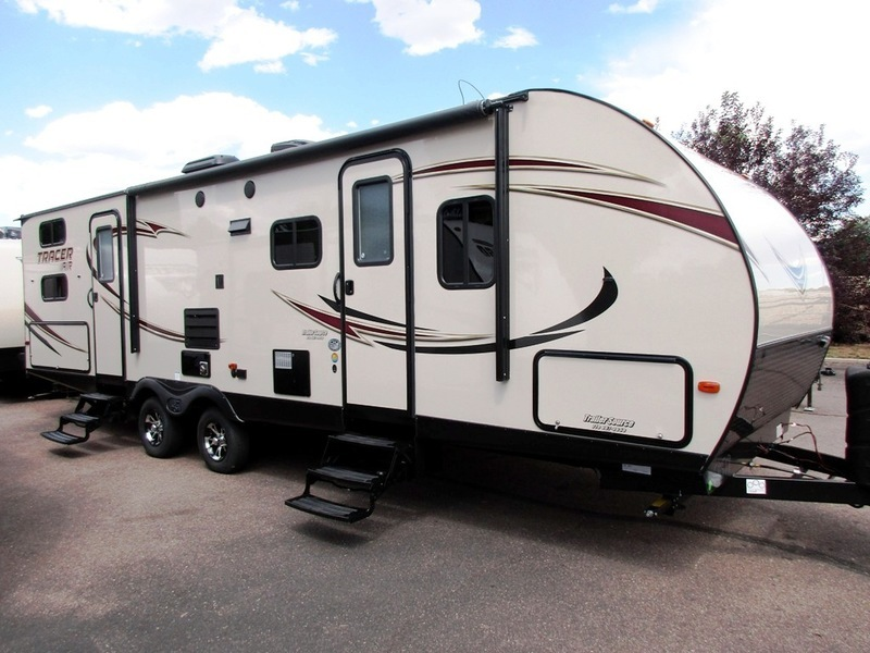 2017 Prime Time Tracer 305AIR - Bunks