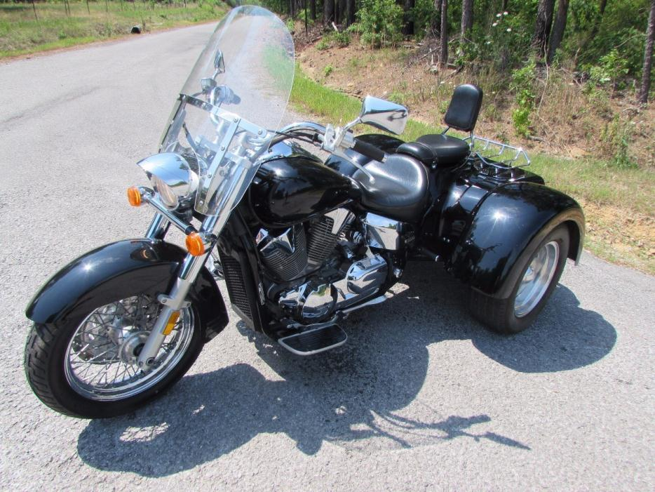 Honda vtx 1300r trike motorcycles for sale for Motor trike troup texas
