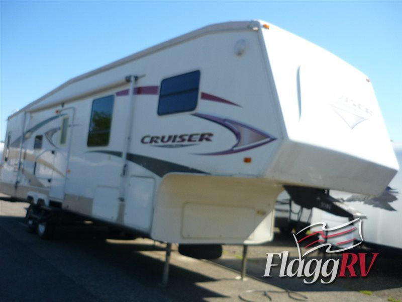 2008 Crossroads Rv Cruiser 32BL