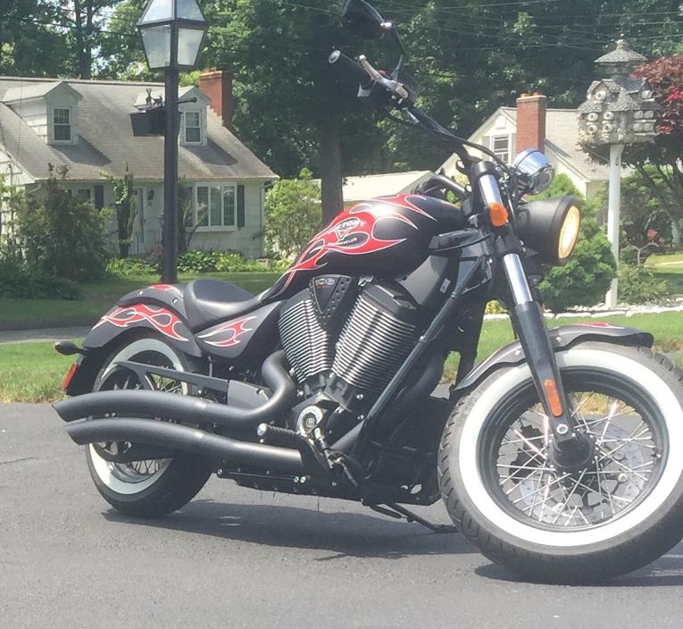 victory high ball motorcycles for sale in bristol connecticut. Black Bedroom Furniture Sets. Home Design Ideas