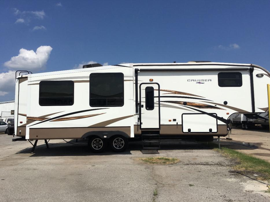 2014 Crossroads Cruiser 34