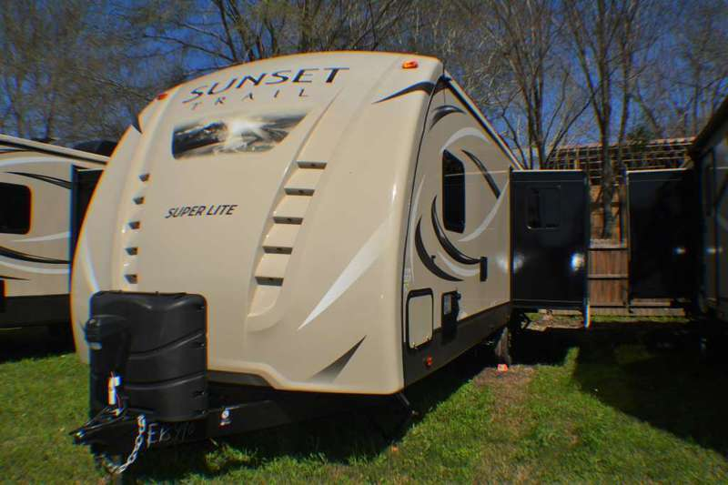 2016 Crossroads Rv Sunset Trail Super Lite ST300RK