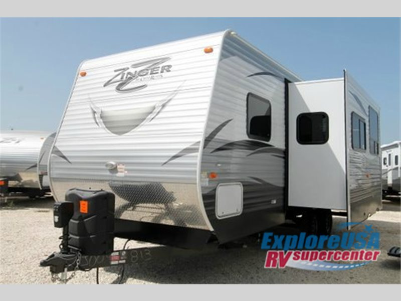 2017 Crossroads Rv Zinger ZT26KS