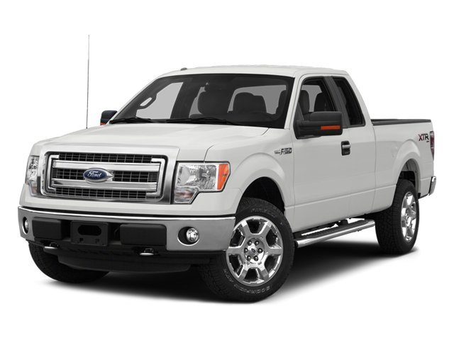 2014 Ford F150  Extended Cab