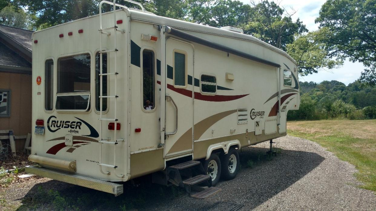 2003 Crossroads Cruiser 27RL
