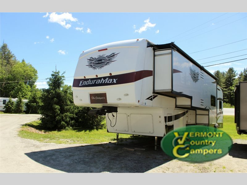 2010 Gulf Stream Rv Enduramax 3912 END