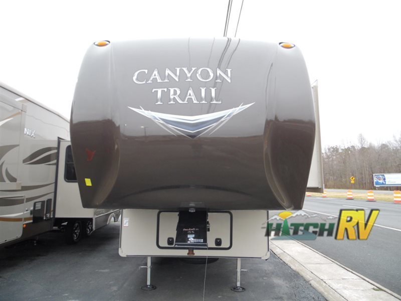 2016 Gulf Stream Rv Canyon Trail 32FRKT