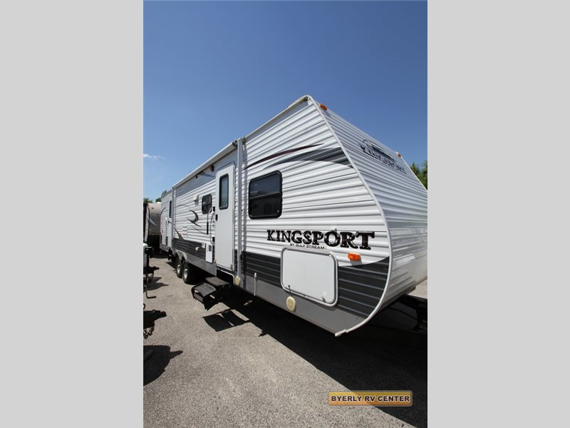 2012 Gulf Stream Rv Kingsport 321 TBS