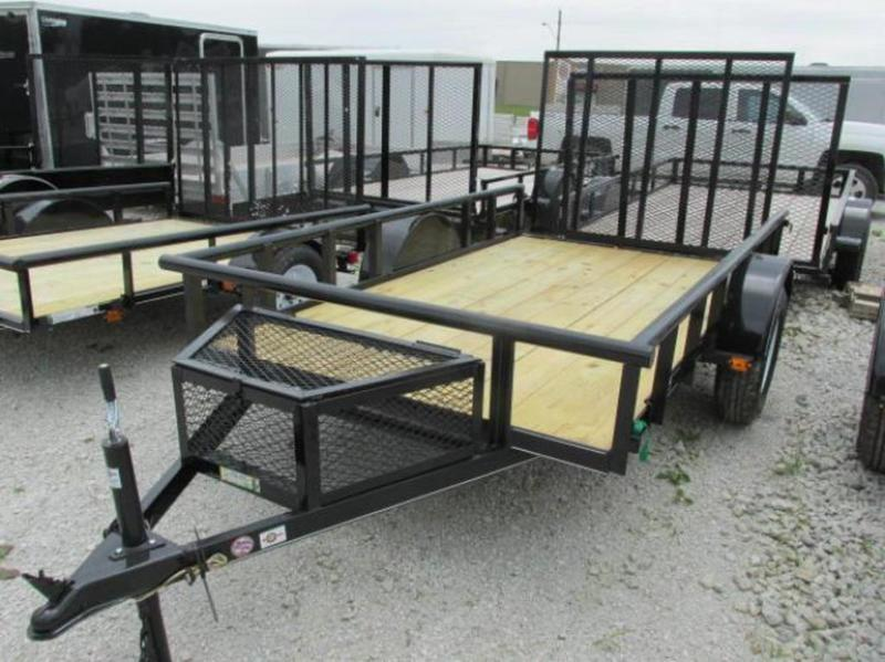 2016 Carry-On Trailer 5.5X10GWPR