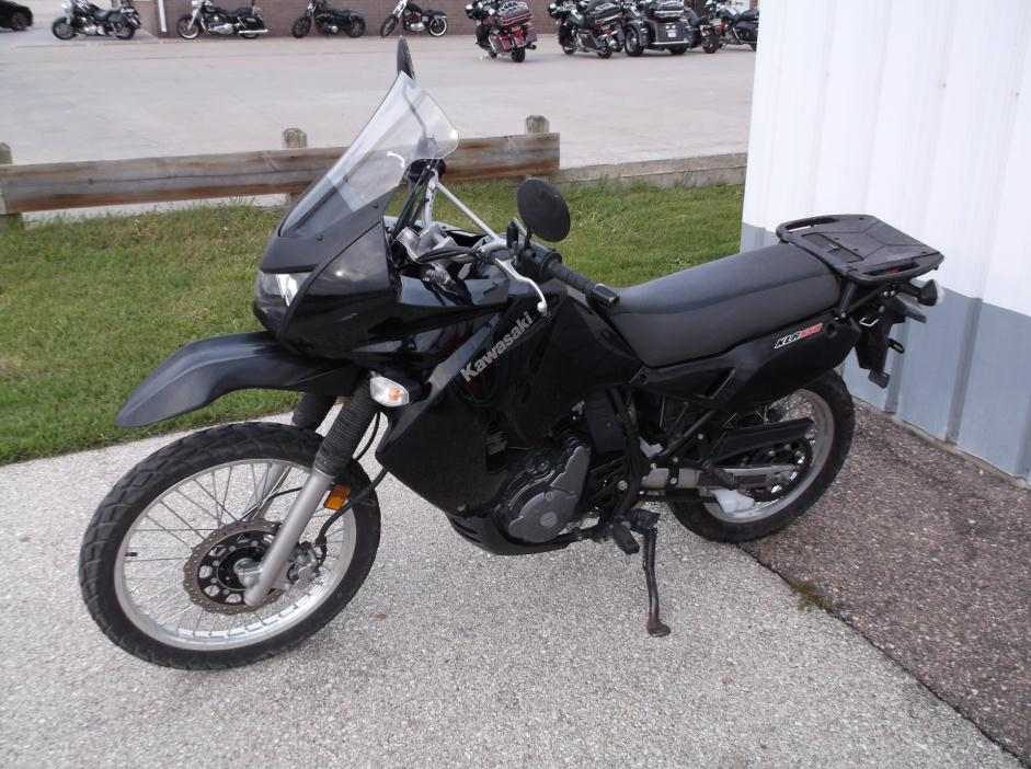 kawasaki klr 650 motorcycles for sale in sioux city iowa. Black Bedroom Furniture Sets. Home Design Ideas