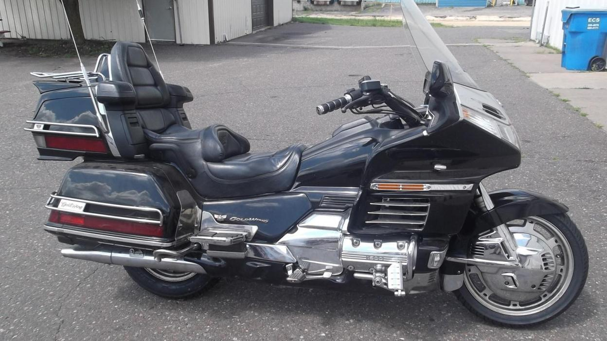 2011 Honda Goldwing Motorcycles For Sale