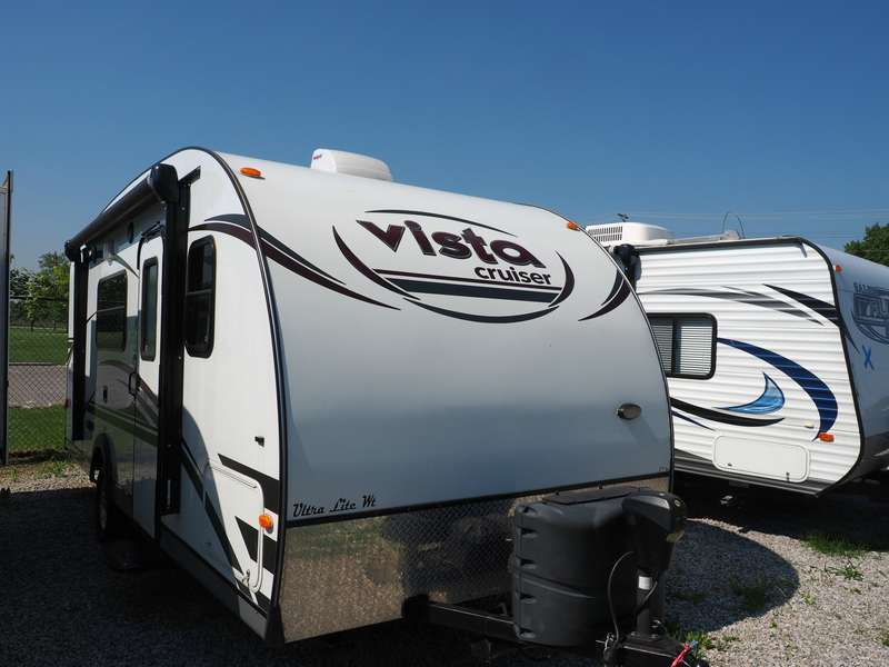 2014 Gulf Stream Vista Cruiser 19RBS