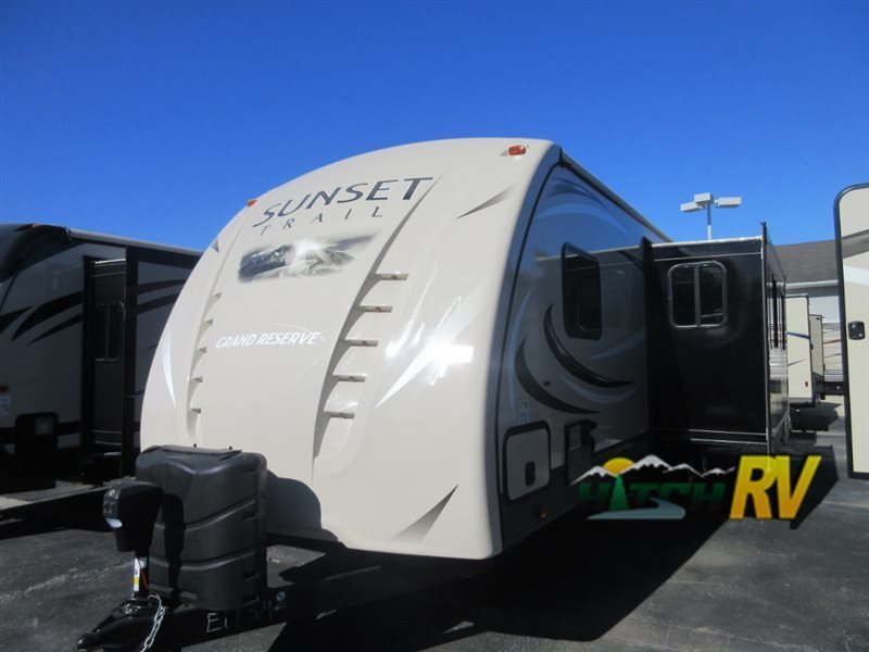 2017 Crossroads Rv Sunset Trail GRAND RESERVE 33BD