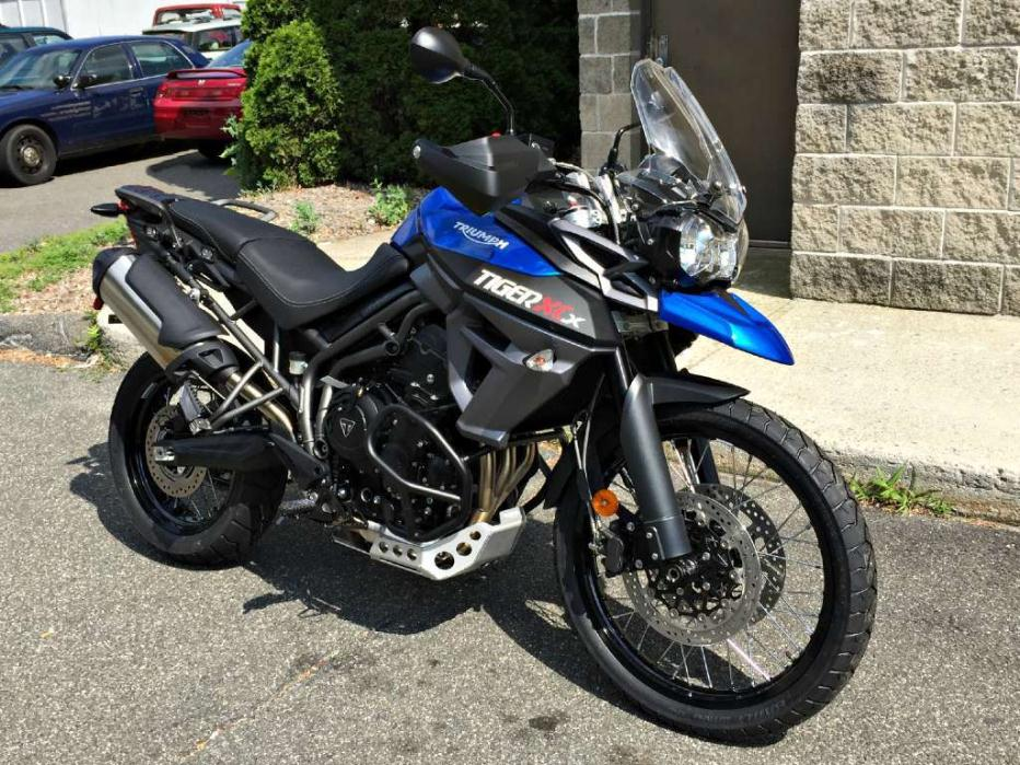 Triumph tiger motorcycles for sale in enfield connecticut for Honda enfield ct
