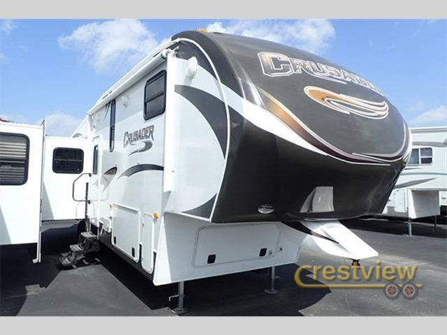 2012 Prime Time Manufacturing Crusader 325RES