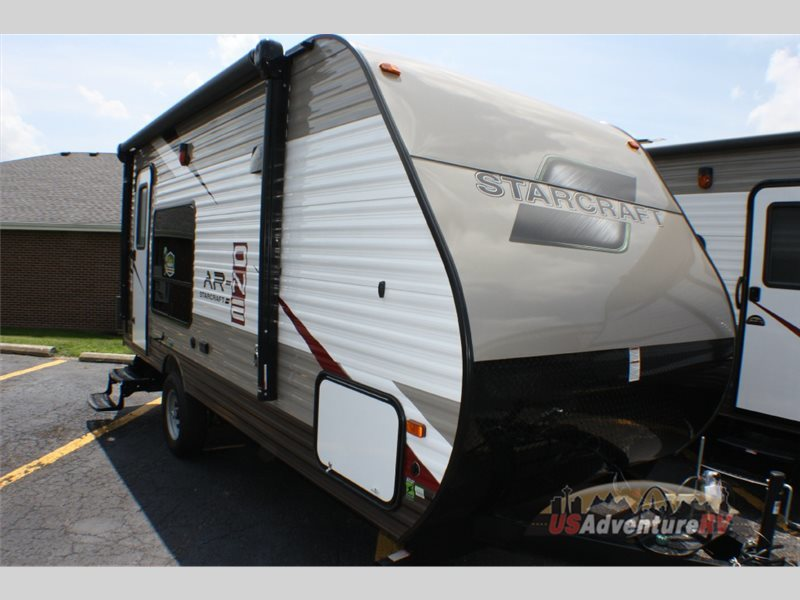 Starcraft Ar One 17 Toy Hauler Rvs For Sale