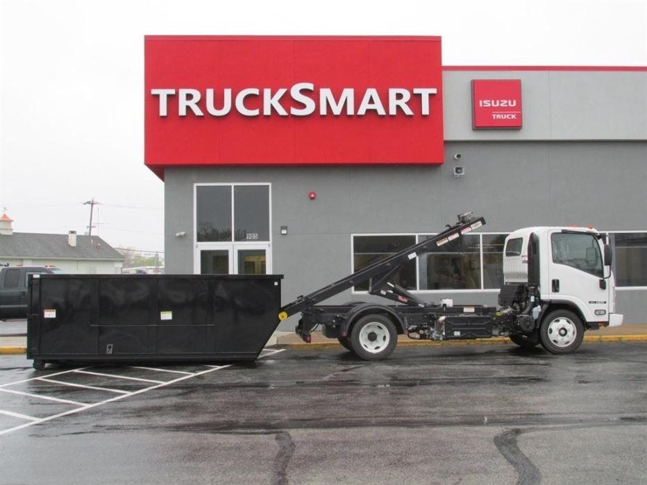 2016 Chevrolet W5500hd Roll Off Truck