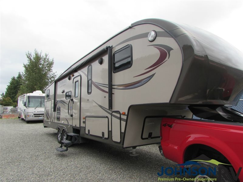 2014 Prime Time Rv Crusader 296BHS