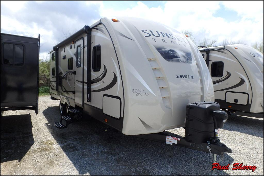 Crossroads Sunset Trail 27bh RVs for sale