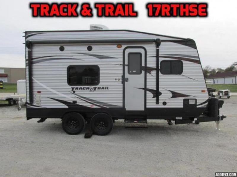 2017 Gulf Stream Track and Trail Track & Trail 17RTHSE