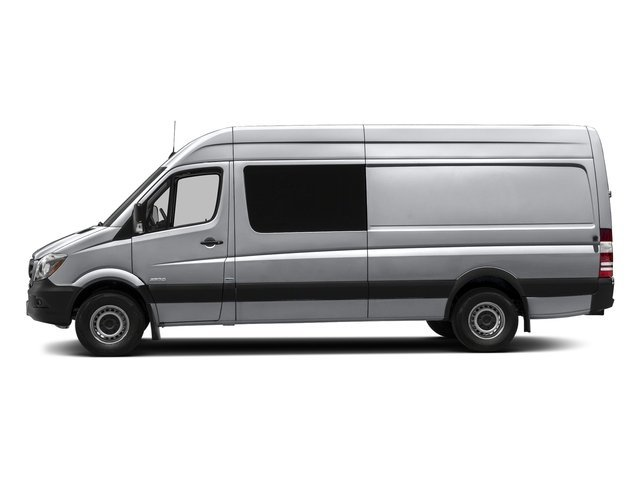 2016 Mercedes-Benz Sprinter 4wd Cargo Van