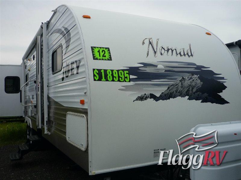 2012 Skyline Nomad Joey Select 307