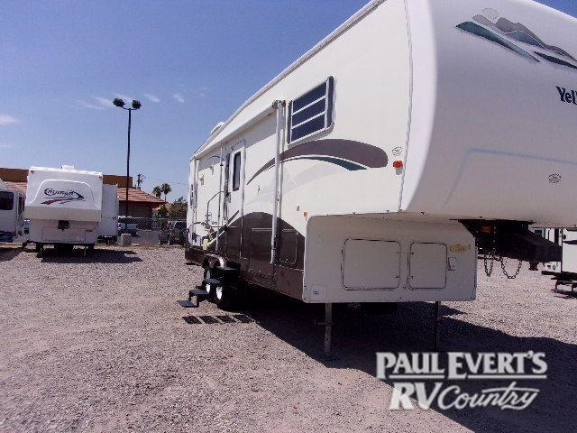 2001 Gulf Stream Rv Yellowstone 28FRK